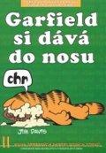 Davis Jim: Garfield si dává do nosu (č.11)