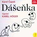 Čapek Karel: Dášenka - CD