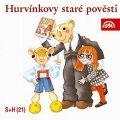 kolektiv: Hurvínkovy staré pověsti - CD