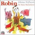 Frýbová Zdena: Robin - CD (Čte Hana Maciuchová)