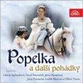 Various: Popelka a další pohádky - CD