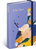 neuveden: Notes - Malý princ – Splash, linkovaný, 10,5 x 15,8 cm