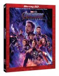 neuveden: Avengers: Endgame 3 Blu-ray (3D+2D+bonus disk) - limitovaná sběratelská edi