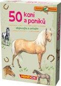 kolektiv autorů: Expedice příroda: 50 koní a poníků