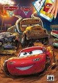 Disney Walt: Auta 3 - Omalovánky A5+