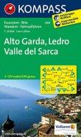 neuveden: Alto Garda,Ledro 096 / 1:25T NKOM