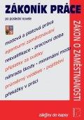 kolektiv autorů: Zákoník práce - po poslední novele 2019, Zákon o zaměstnanosti