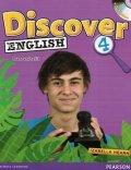 Freebairn Ingrid: Discover English 4 Workbook w/ CD-ROM CZ Edition