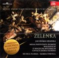 neuveden: Zelenka: Hudba Prahy 18. století. MISSA NATIVITATIS DOMINI - CD