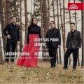 Klavírní kvarteto Josefa Suka: Antonín Dvořák, Josef Suk - Klavírní kvartety - CD