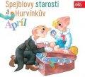 Divadlo S + H: Spejblovy starosti a Hurvínkův apríl - CD