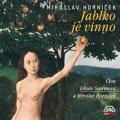 Horníček Miroslav: Jablko je vinno - CD (Čte Libuše Švormová, Miroslav Horníček)