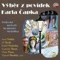 Čapek Karel: Výběr z povídek Karla Čapka - CD