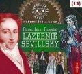 neuveden: Nebojte se klasiky 13 - Gioacchino Rossini: Lazebník sevillský - CD