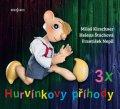 Nepil František: 3x Hurvínkovy příhody - 3 CD