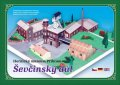 neuveden: Hornické muzeum Příbram Ševčinský důl - Stavebnice papírového modelu