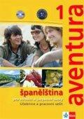 Brožová Kateřina, Peňaranda C. Ferrer: Aventura 1 - Španělština pro SŠ a JŠ - učebnice + PS + 2CD