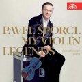 Šporcl Pavel: My Violin Legends - CD