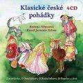 Němcová Božena, Erben Karel Jaromír,: Němcová B., Erben K.J. - Klasické české pohádky 4 CD - čte Höger K., Zinkov
