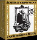 Grossmann Jiří, Šimek Miloslav,: Šimek a Grossmann- komplet 1966-71 -17CD
