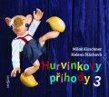 Nepil František: Hurvínkovy příhody 3 - CD
