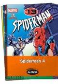 neuveden: Spiderman 4. - kolekce 4 DVD
