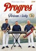neuveden: Progres - Hrávám z lásky - CD + DVD