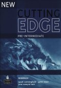 Cunningham Sarah: New Cutting Edge Pre-Intermediate Workbook no key