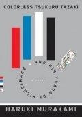 Murakami Haruki: Colorless Tsukuru Tazaki and His Years of Pilgrimage