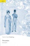 Austenová Jane: PER | Level 2: Persuasion Bk/MP3 Pack