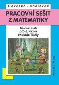 Odvárko Oldřich, Kadleček Jiří: Matematika pro 6. roč. ZŠ - Pracovní sešit - Sbírka úloh