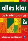 Luniewska a kolektiv Krystyna: Alles klar 2a - učebnice+cvičebnice