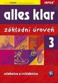 Luniewska a kolektiv Krystyna: Alles klar 3ab - učebnice+cvičebnice
