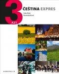 Holá Lída, Bořilová Pavla,: Čeština Expres 3 (A2/1) anglická + CD
