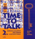 Peters Sarah, Gráf Tomáš: Time to talk 2 - kniha pro učitele