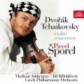 Šporcl Pavel: Šporclovy housle virtuózní a zpívající