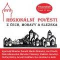 neuveden: Regionální pověsti z Čech, Moravy a Slezska - CDmp3