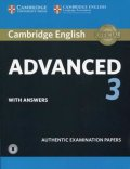 kolektiv autorů: CAE Practice Tests: Cambridge English Advanced 3 Student's Book with An