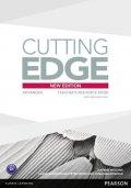 Williams Damian: Cutting Edge New Edition Advanced Teacher´s Book w/ Teacher´s Resource Disk