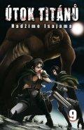 Hadžime Isajama: Útok titánů 9