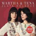 Elefteriadu Martha a Tena: Zlatá kolekce - Elefteriadu M. a T. - 3CD