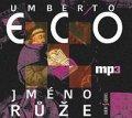 Eco Umberto: Jméno růže - CD mp3