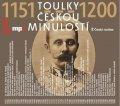 kolektiv autorů: Toulky českou minulostí 1151-1200 - 2 CDmp3
