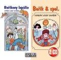 Steklač Vojtěch: Boříkovy lapálie + Bořík & spol. - 2CD (Josef Dvořák)