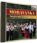 neuveden: Moravanka - Nalej ty mne šenkérečko - 1 CD