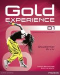 Barraclough Carolyn: Gold Experience B1 Students´ Book w/ DVD-ROM Pack