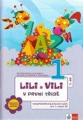 neuveden: Lili a Vili 1 - Mezipředmětový PS ke Slabikáři
