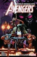 Aaron Jason, McGuinness Ed,: Avengers 3 - Váka upírů