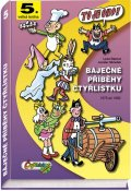 Štíplová Ljuba, Němeček Jaroslav,: Báječné příběhy Čtyřlístku 1979 - 1982 / 5. velká kniha