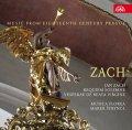 Zach Jan: J. Zach - Hudba Prahy 18. století - CD